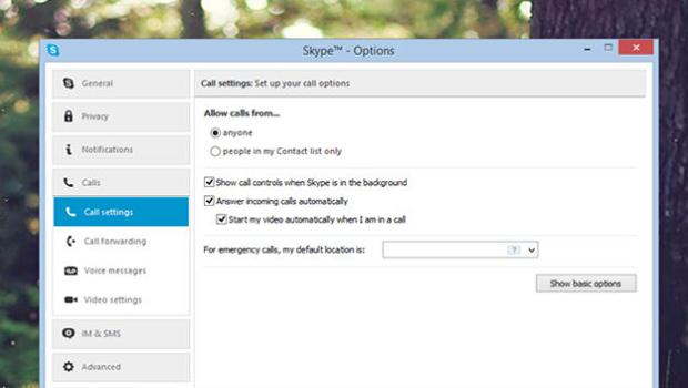 Utiliza Skype para espiar en tu casa desde donde sea