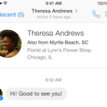 Nueva función de Messenger da contexto de la persona que te contacta