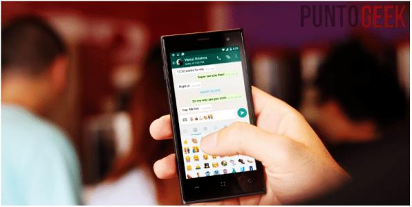 whatsapp dejara de cobrar