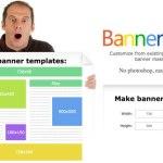 Herramienta gratuita para diseñar banners online y sin conocimientos