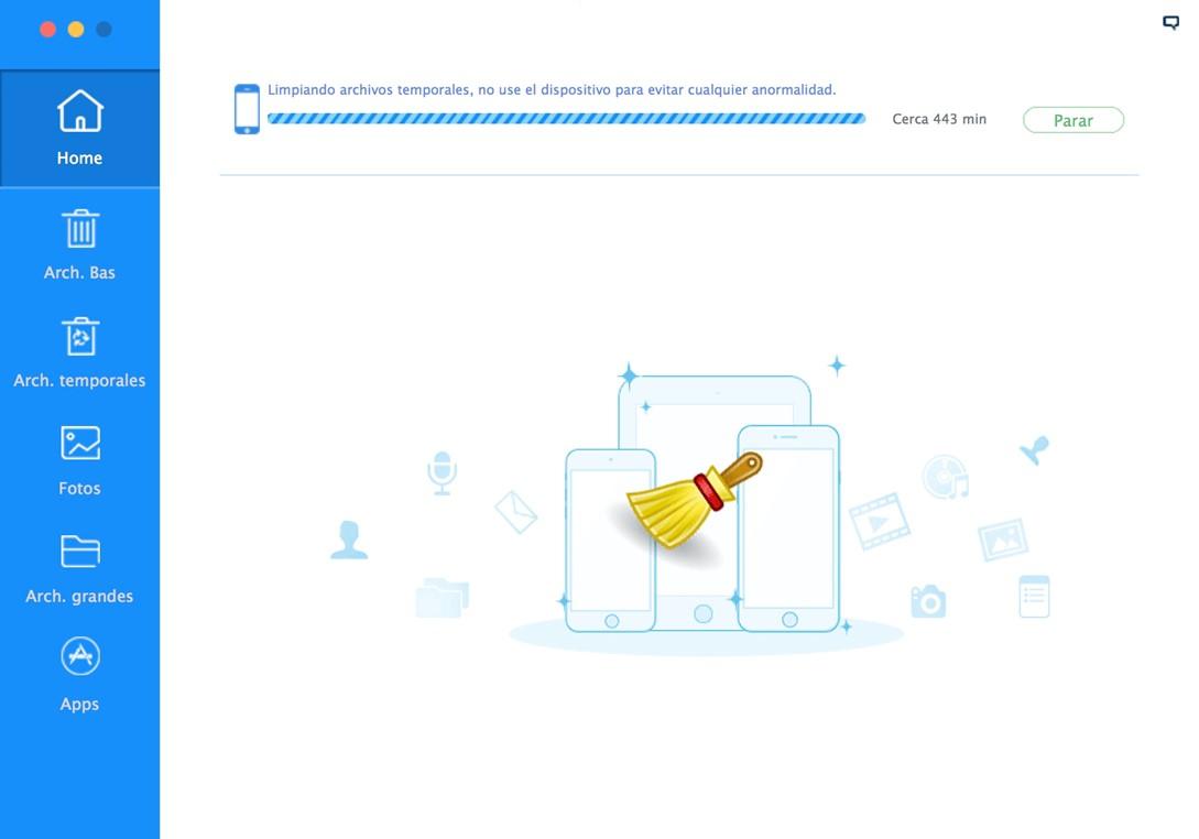 Ahorra espacio en tu iPhone con iMyfone Umate