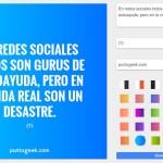 Generador de imágenes con frases para Instagram