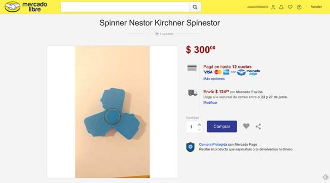 spinnestor