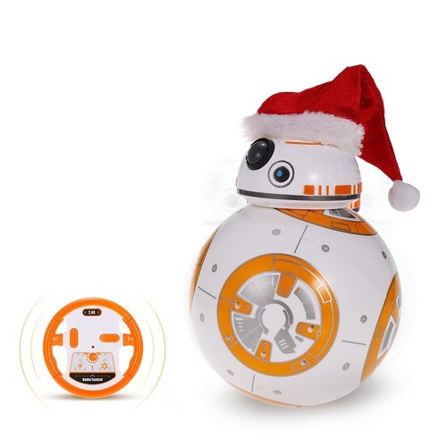 juguete BB-8 star wars