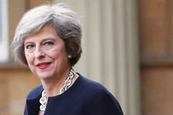 Resultado de imagen para Fotos de Theresa May,