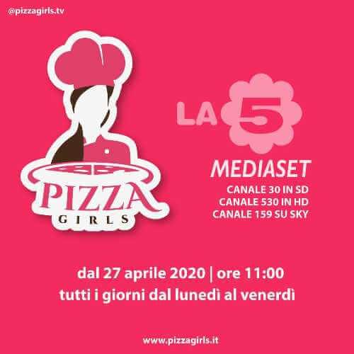 Manca meno di una settimana all'esordio PizzaGirls, serie TV su LA5