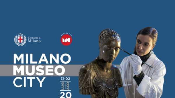 MILANO MUSEOCITY 2020. La nuova edizione con incontri, mostre e iniziative digitali per scoprire il patrimonio artistico dei musei milanesi