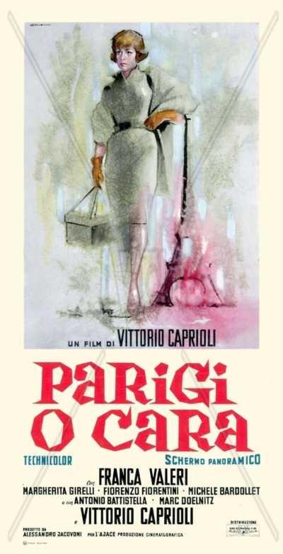 """Il film del giorno: """"Parigi o cara"""" (su Cine34)"""