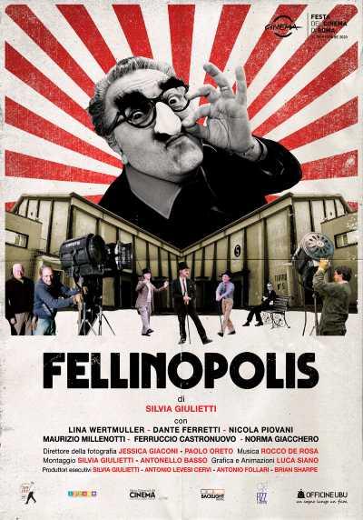"""""""FELLINOPOLIS"""" di Silvia Giulietti in anteprima alla Festa del Cinema di Roma"""