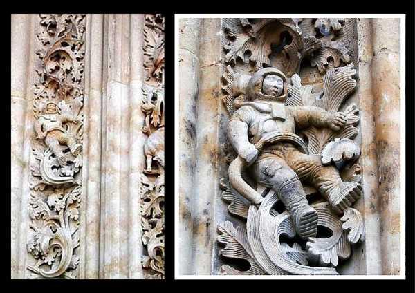 Curiosarte: il mistero dell'astronauta del XVII secolo