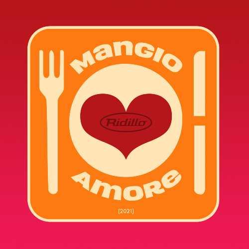 RIDILLO - La storica funky band italiana compie 30 anni. Per festeggiare ecco una nuova versione di MANGIO AMORE, successo del 1991