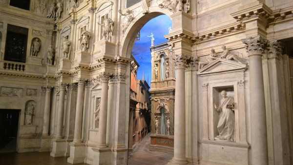 """Oggi in TV: A """"Patrimonio Italia"""" la Vicenza del Palladio - Su RadioLive i siti italiani dell'Unesco"""