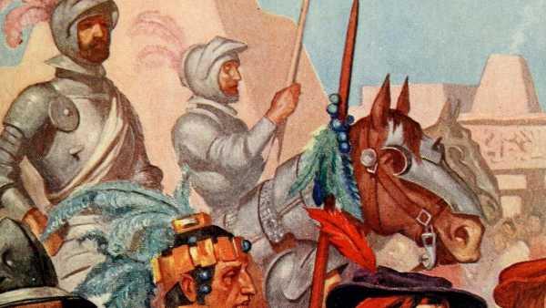"""Stasera in TV: Conquistadores - Su Rai Storia (canale 54) """"Adventum"""""""