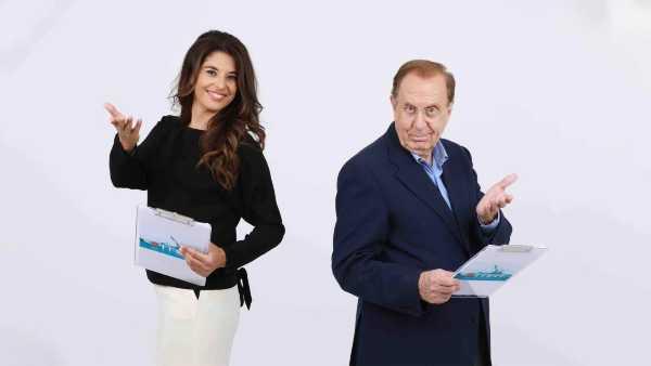 """Oggi in TV:  La sciatalgia e la salute delle donne a """"Elisir"""" - Su Rai3, conducono Michele Mirabella e Benedetta Rinaldi"""
