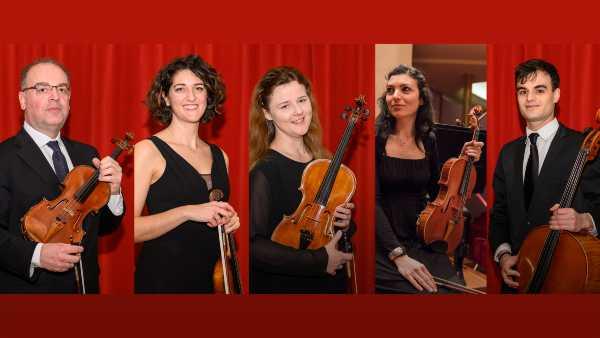 Il Quintetto della Primavera di Brahms In diretta per i concerti del Quirinale di Radio3