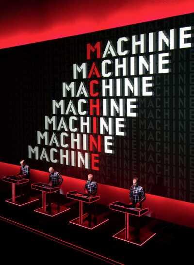 KRAFTWERK: rinviate a MAGGIO 2022 le date italiane del Tour 3-D dei pionieri della musica elettronica