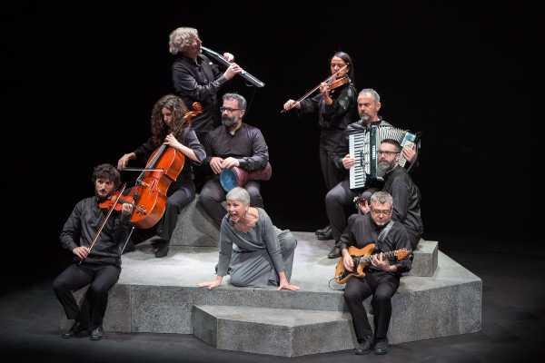Occident Express, su RAI 5 Ottavia Piccolo e Orchestra Multietnica di Arezzo