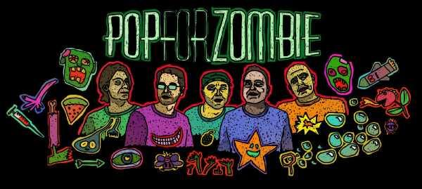 """POPFORZOMBIE feat. Andrea Chimenti - """"Canzone inutile"""" è il nuovo singolo."""