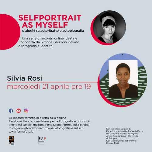 FONDAZIONE FORMA: Incontro online con SILVIA ROSI e SIMONA GHIZZONI