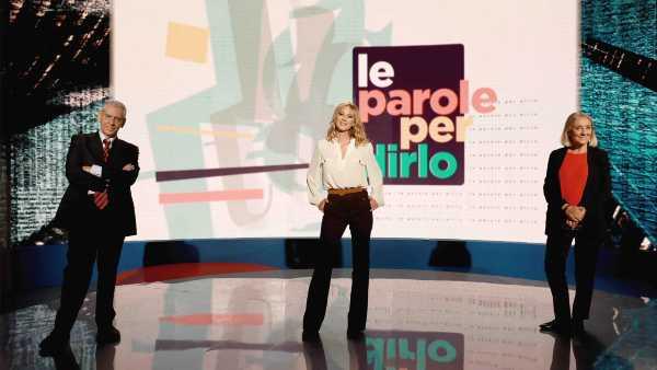 """Oggi in TV: Rai3, a """"Le parole per dirlo"""" la lingua del gossip - Ospite di Noemi Gherrero, Candida Morvillo"""