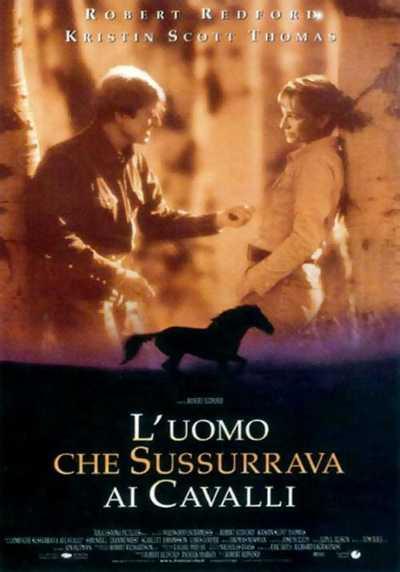 """Il film del giorno: """"L'uomo che sussurrava ai cavalli"""" (su Nove)"""