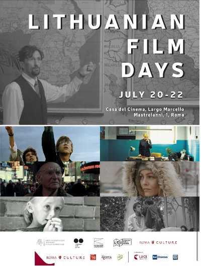 Lithuanian Film Days - II edizione alla Casa del Cinema di Roma