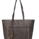 Vintage Tassel Women Totes Bag