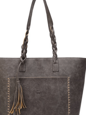 Vintage Tassel Women Totes Bag
