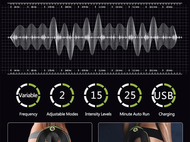 Smart Wireless Hip Trainer  3