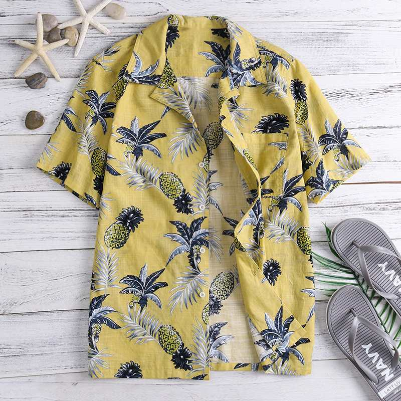 Men's Slim-Fit Short-Sleeve Printed T-Shirt 7