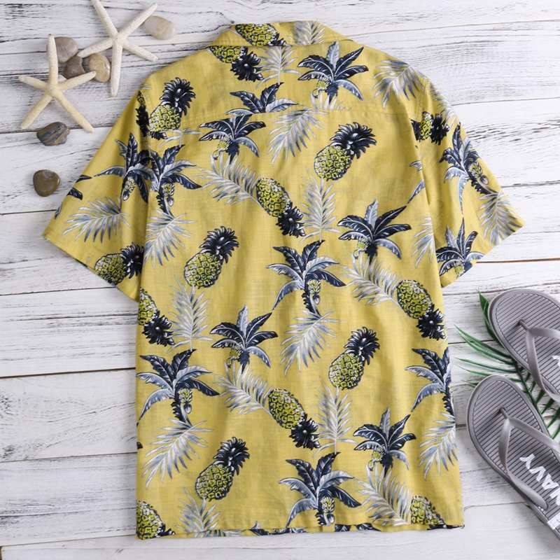 Men's Slim-Fit Short-Sleeve Printed T-Shirt 8
