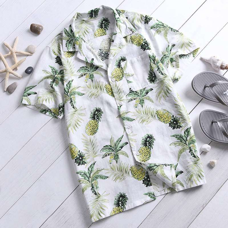Men's Slim-Fit Short-Sleeve Printed T-Shirt 1