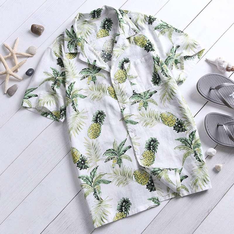 Men's Slim-Fit Short-Sleeve Printed T-Shirt 1