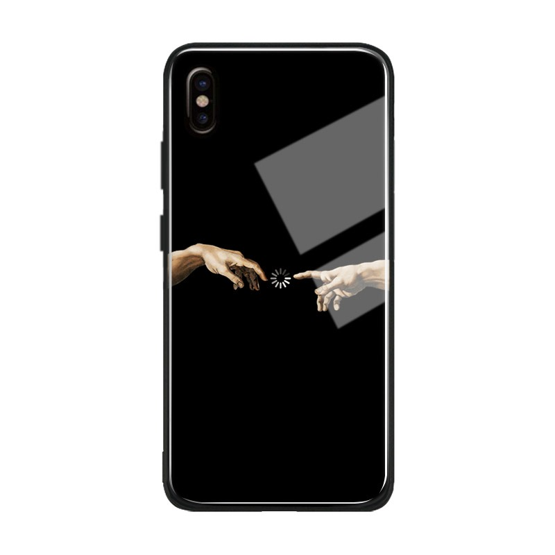Royles art silicon Iphone X casing 5