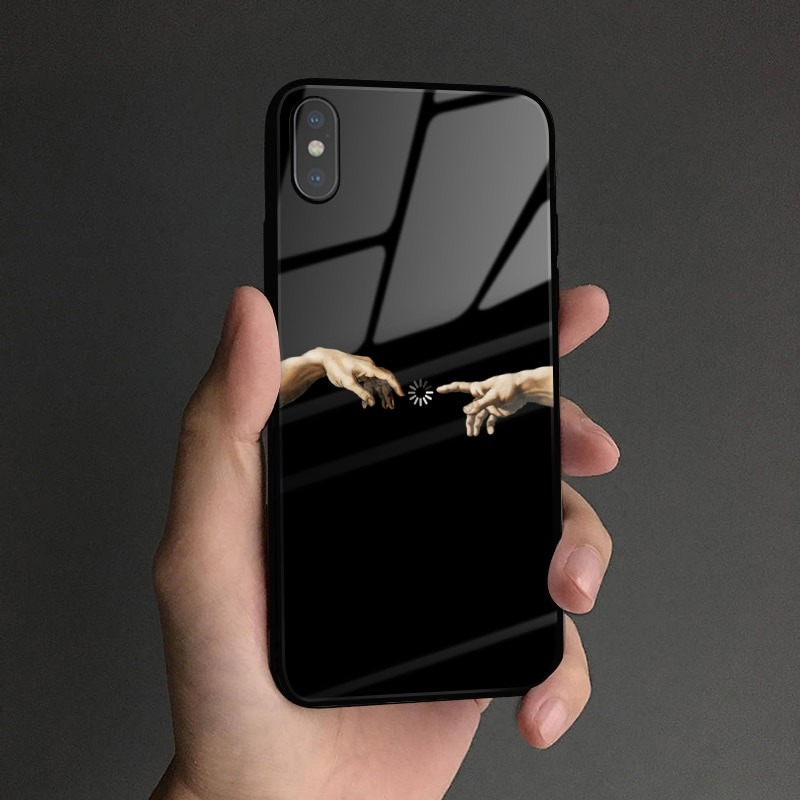 Royles art silicon Iphone X casing 4