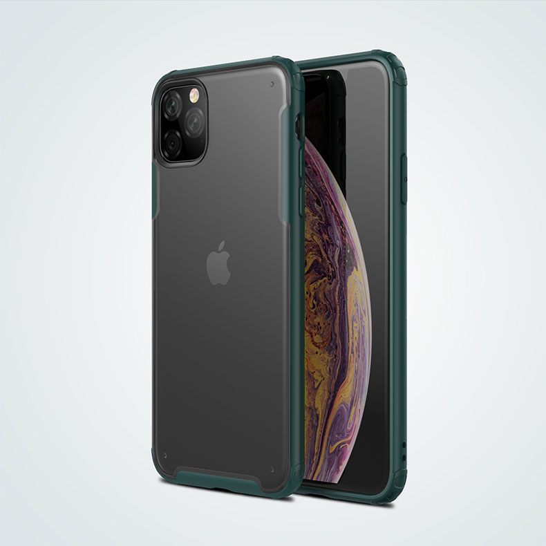 All New Apple iPhone 11 Soft Silicone Shockproof Case 5