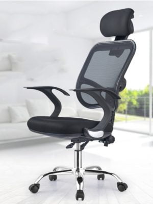 modern minimalist recliner office chair swivel