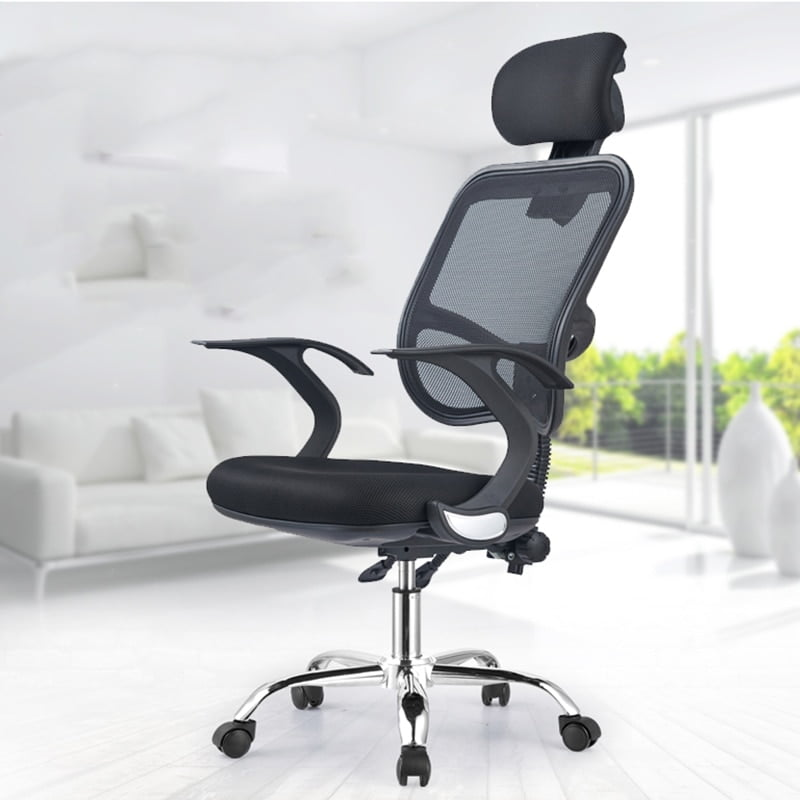 modern minimalist recliner office chair swivel