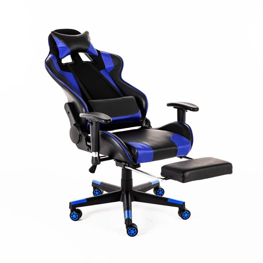 Ergonomic Gaming Recliner Office Chair 24