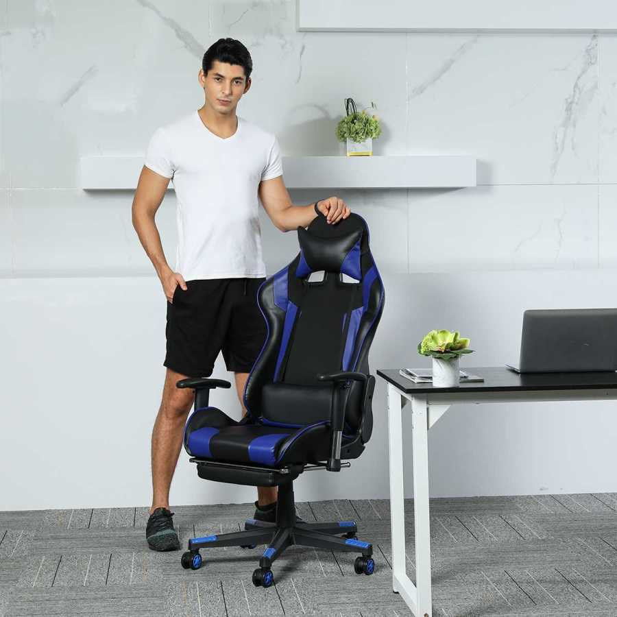 Ergonomic Gaming Recliner Office Chair 16