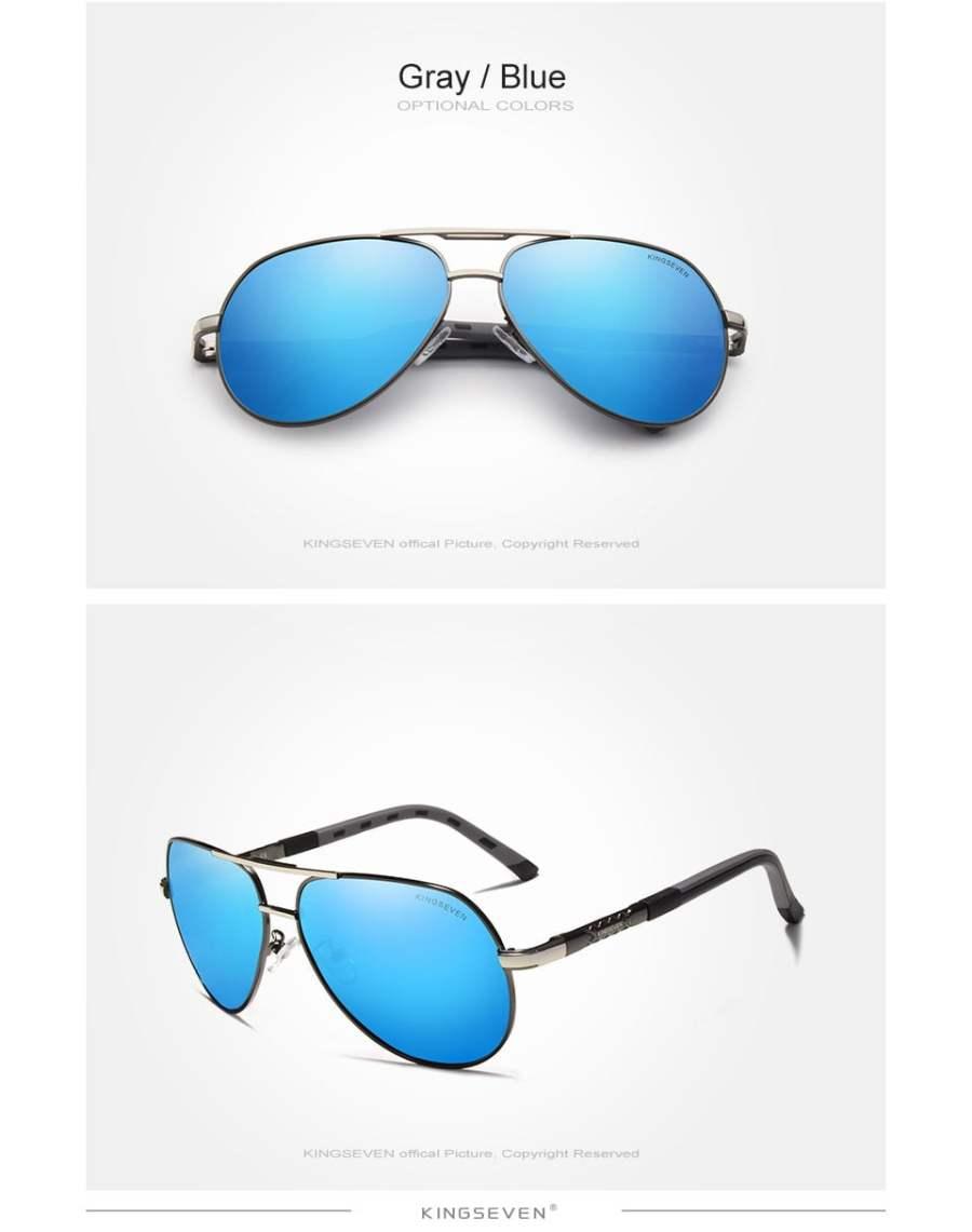 Aluminum Polarized Sunglasses Eyeglasses 26