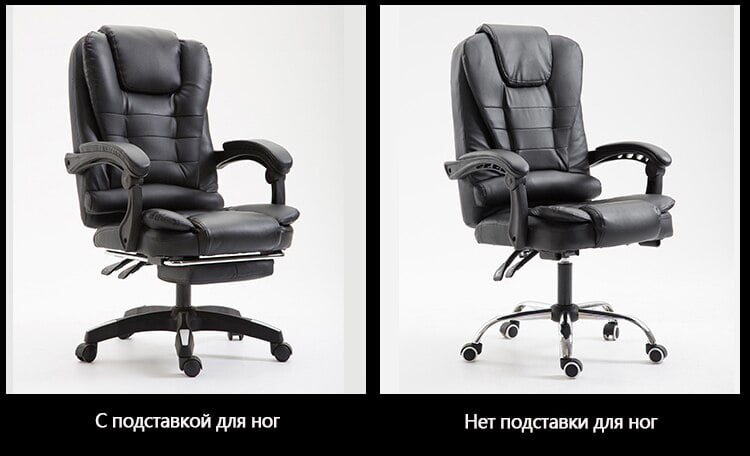 High Quality Leather Ergonomic Gaming Chair With USB 32