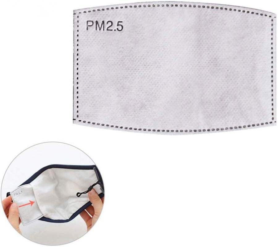 Cotton Breath 5 Layer N95 Face Mask Anti-Dust Anti Pollution Protection 23