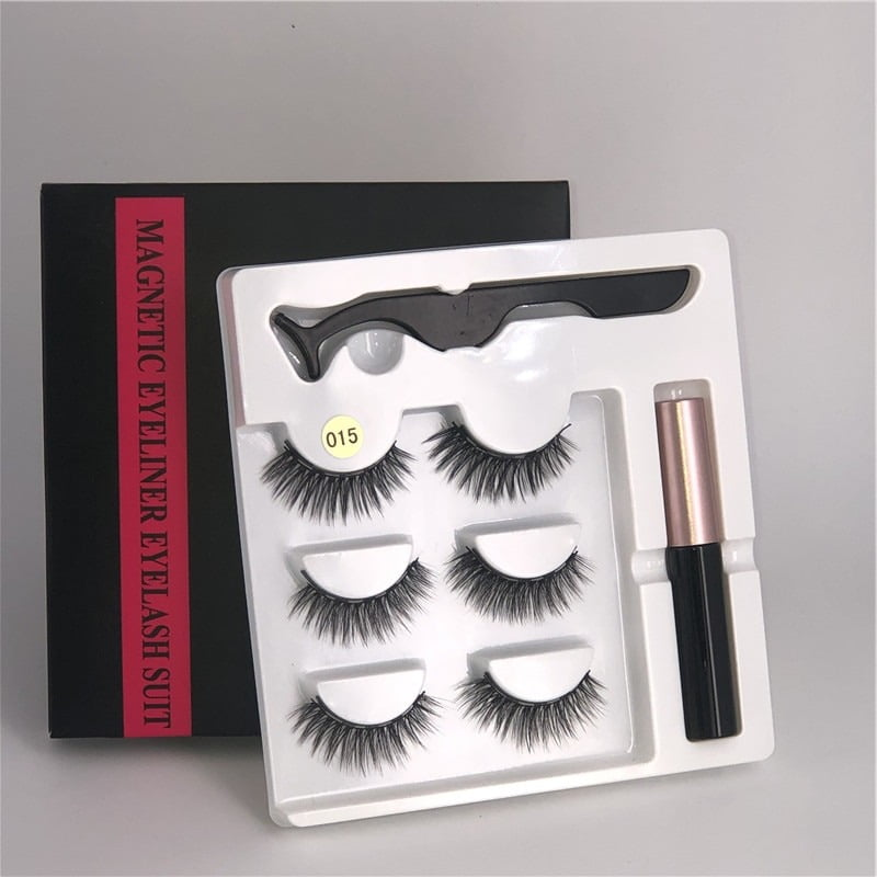 Waterproof Magnetic Eyelashes Extension 11