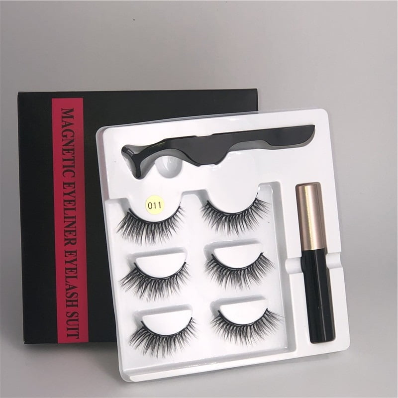Waterproof Magnetic Eyelashes Extension 7