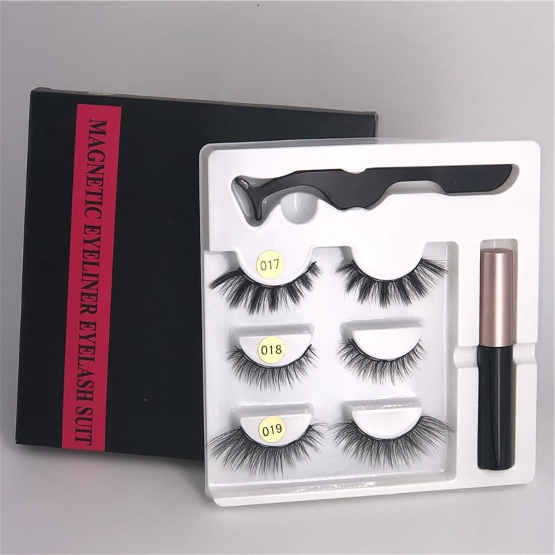 Waterproof Magnetic Eyelashes Extension 5