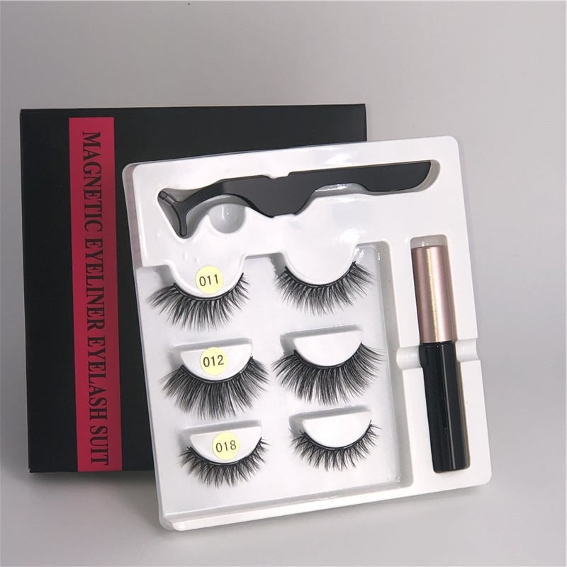 Waterproof Magnetic Eyelashes Extension 2
