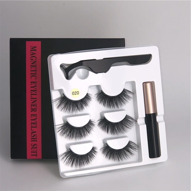 Waterproof Magnetic Eyelashes Extension 16