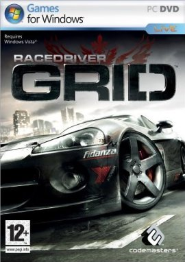 free GRID: RACE DRIVER game download
