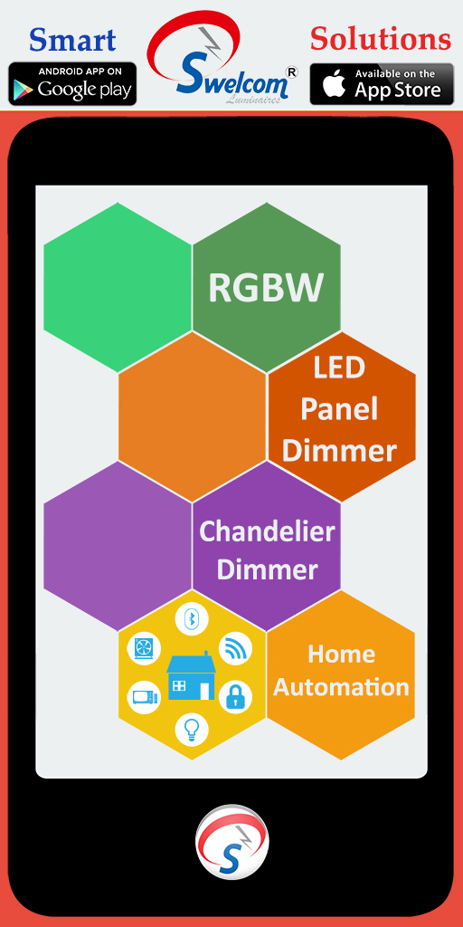 Smart RGBW LED Controller - Smart Electronics
